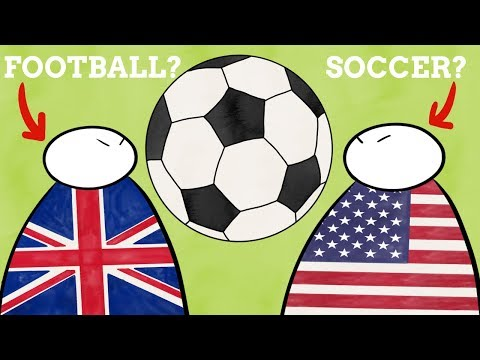 Why Is Football Called Soccer In The USA?