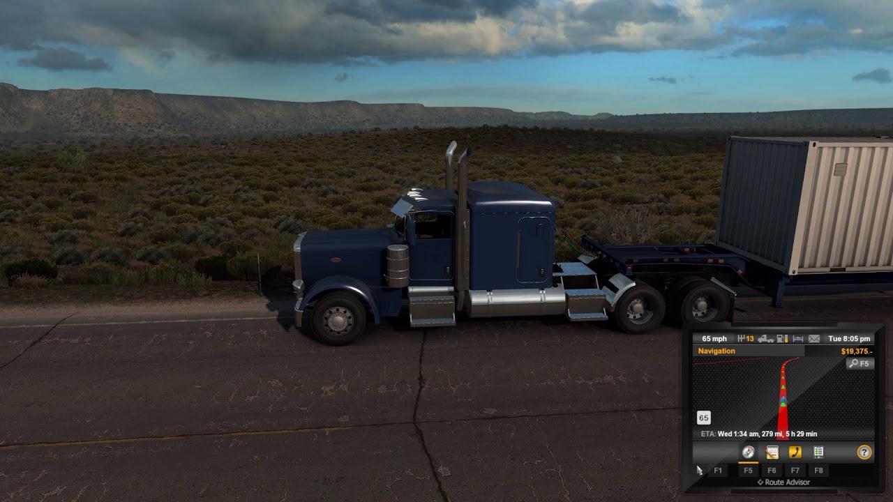 american truck simulator oregon 3 youtube. Black Bedroom Furniture Sets. Home Design Ideas