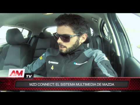 MZD CONNECT: El sistema multimedia de Mazda