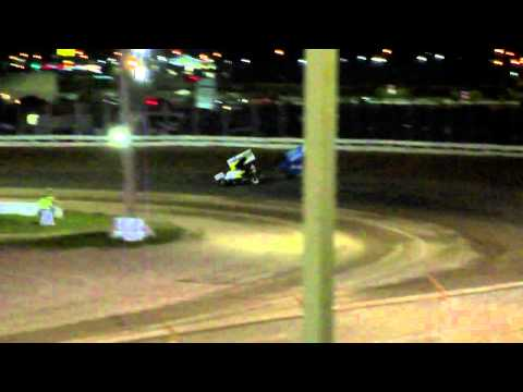 EWSC Racing MSA Sprint Car Feature 6/1/2012