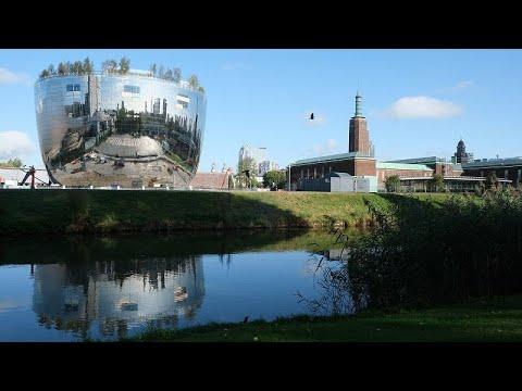 euronews (en français): A Rotterdam, pour la première fois, un musée va rendre visible ses réserves