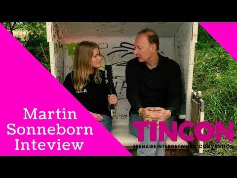 Martin Sonneborn im Interview - TINCON 2017