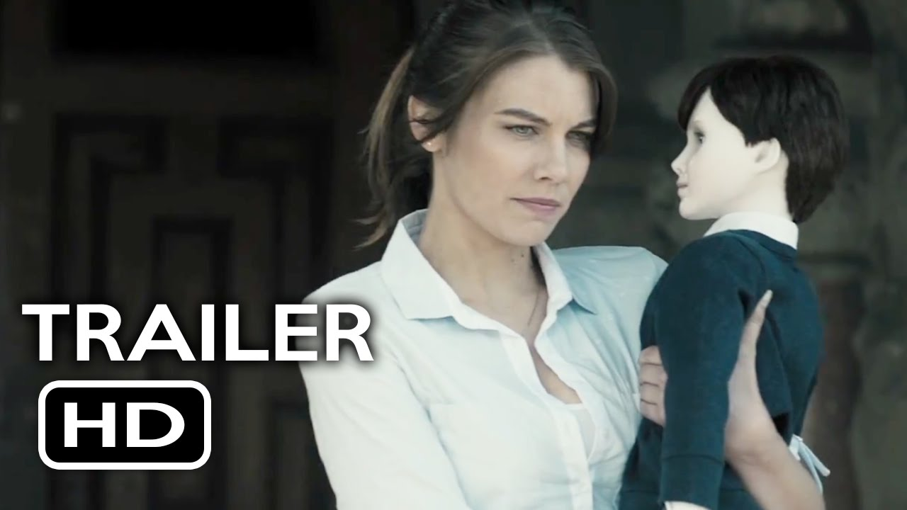 The Boy Official Trailer 1 2016 Lauren Cohan Horror Movie Hd