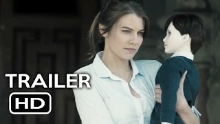 The Boy Official Trailer #1 (2016)  Lauren Cohan Horror Movie HD thumbnail