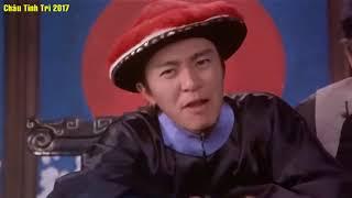 Phim hài Châu Tinh Trì 2017 Khi Thánh Tinh Trổ Tài Bịt Mắt Phi Dao   Quan Xẩm Lốc Cốc   YouTube