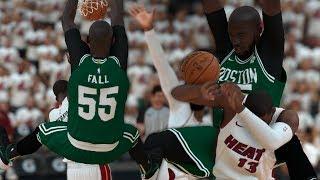 NBA 2K19 Tacko Fall My Career Ep. 10 - Most Disrespectful Dunk