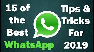 Top 15 WhatsApp Tips and Tricks 2019: Girls Check Trick Number 9