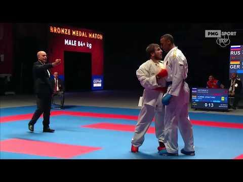Karate Premier League Mosca - Jonathan Horne e Vasilii Antokhii squalificati