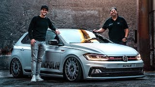 VW Polo GTI | Tiefer geht nicht! | Daniel Abt