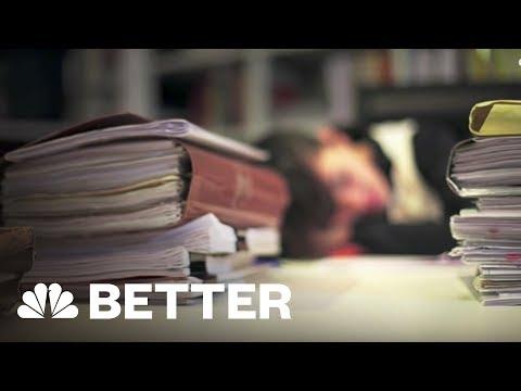 The Hidden Cost of Sleep Deprivation | Better | NBC News