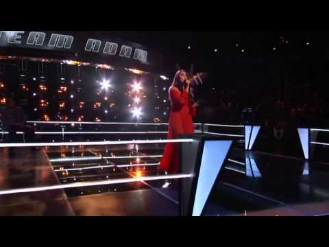 ► The Voice 2015 ◄ Top 10 Knockouts =  Deanna Johnson =  Listen to Your Heart