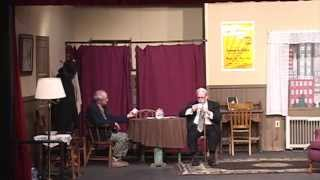 The Sunshine Boys - Barn Theater Production, Acts 1 & 2