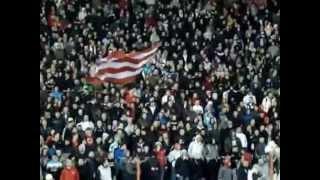 Delije - O jedina, o ljubavi, grmi ceo stadion...