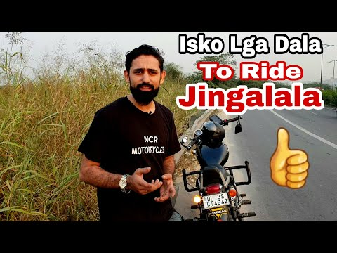 Isko lga dala to ride jingalala | simtec hazard system | ncr motorcycles |