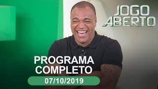 Jogo Aberto - 07/10/2019 - Programa completo