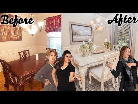 Dining Room Decorating Ideas *Budget- Friendly Makeover* | Interior Design | Season 1, Episode 1