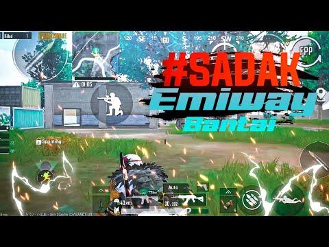 #sadak#emiwaybantai-sadak---emiway-bantai-realme5i-|-pubg-mobile-montage