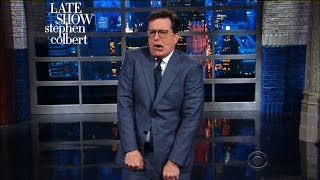 What Doesn't Kill You Makes You 100 Days Stronger by : The Late Show with Stephen Colbert