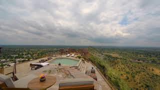Rock Pool at Mundota War Fort - Time-lapse