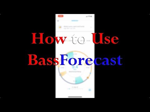 How to Use Bassforecast App for Best Bass Fishing Weather Days