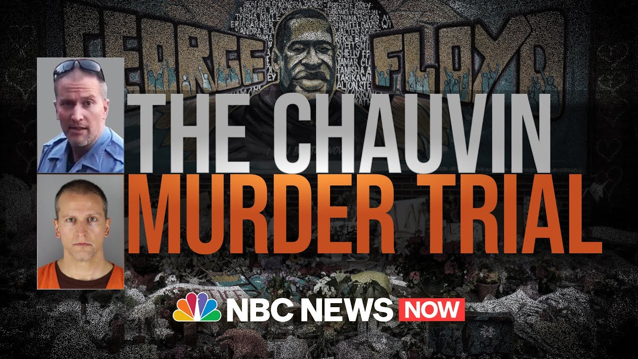 LIVE: Closing Arguments In Derek Chauvin's Trial On George Floyd's Death | NBC News