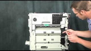 HP LJ 9000 Paper Input Unit Removal(, 2012-08-21T21:48:53.000Z)