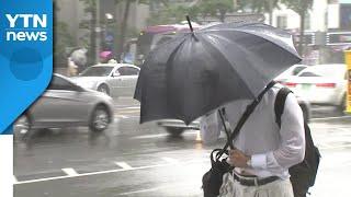 [날씨] 서울 태풍특보 계속...출근길 강한 비바람 /…