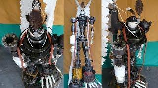 Bio Androide Extraterrestre: Slash [Protector of Org. Incas]