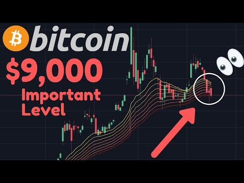 BITCOIN BREAKING THE $9,000??! Lower Or Higher LOW? | Argentina BTC ATH! | Coinbase & Xapo