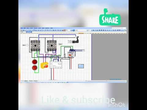 Heat seal/Heat transfer machine circuit connection diagram ...
