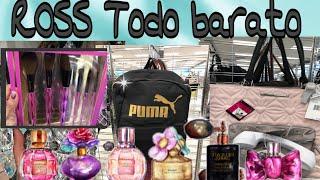MARCAS y más MARCAS EN ROSS. Perfumes, bolsas, zapatos y maquillaje  a DESCUENTO 😱