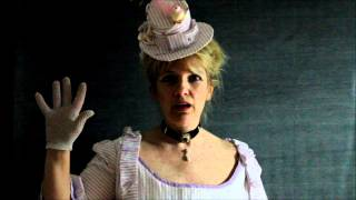 "Poetry Video for ""Jabberwocky"" by Lewis Carroll, performed by Renee LaTulippe"