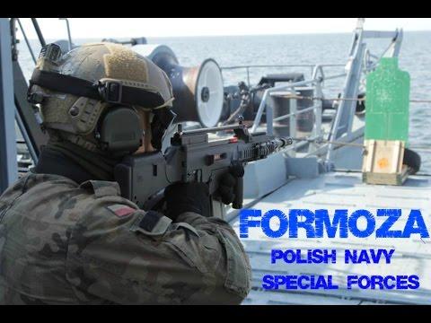 JW Formoza | Polish Navy Special Forces