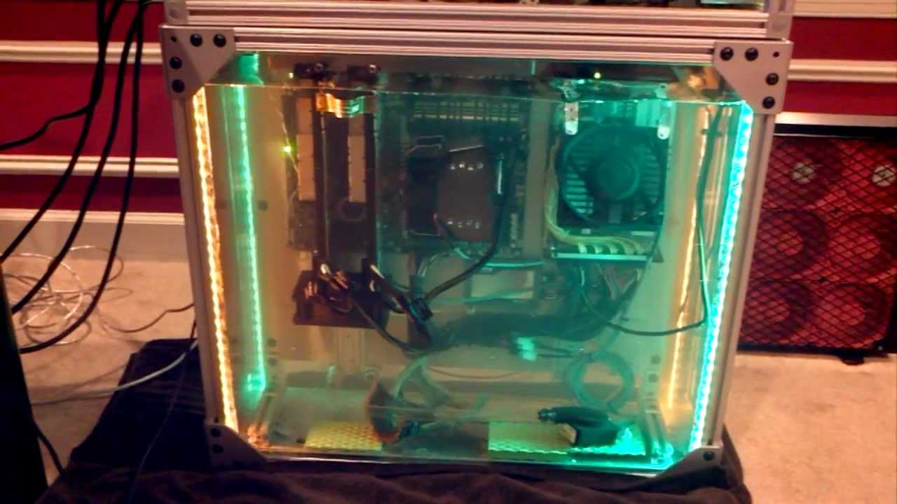 Mineral Oil Computer Done Youtube