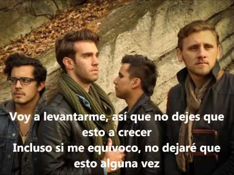 American Authors Luck subtitulada