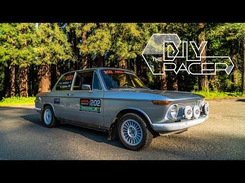 1971 BMW 2002: DYI Racer