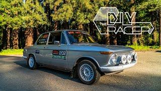 1971 BMW 2002: DIY Racer