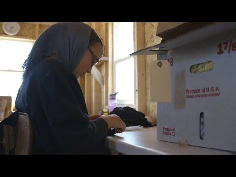 Coronavirus aux Etats-Unis: dans l'Indiana, des Amish fabriquent des masques | AFP