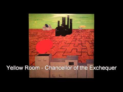 Chancellor of the Exchequer - Yellow Room