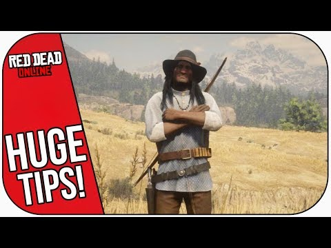 Top 15 Helpful Trader Tips You MUST KNOW! (Red Dead Online Frontier Pursuits DLC)