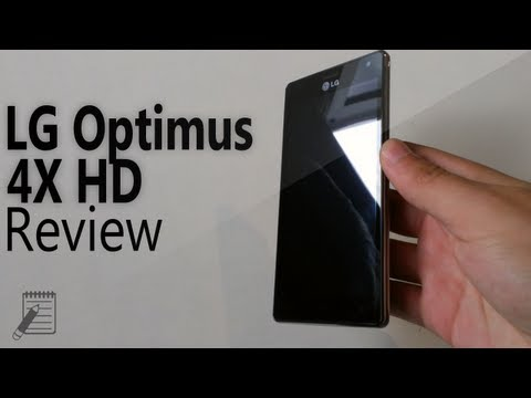 Review : LG Optimus 4X HD [deutsch]