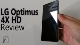 Review : LG Optimus 4X HD [deutsch]