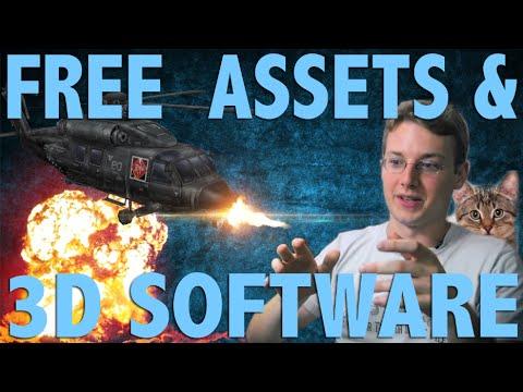 Fix: S1E15 Free Filmmaking Assets & 3D Software