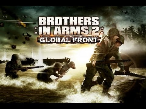 Brothers In Arms 2 For Android Gameplay+download