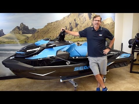 The NEW 2018 Sea-Doo RXT-X 300 Personal...