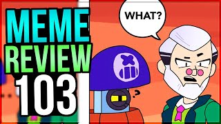 EDGAR & BYRON Are From The FUTURE?! Brawl Stars Meme Review #103