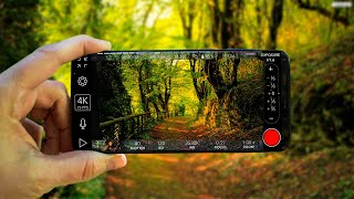 Top 5 Free Professional DSLR Camera Apps for Android! screenshot 2