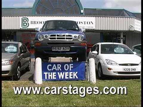 Car Display Ramps