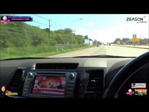 ทีวีดิจิตอลรถยนต์ขอนแก่น ชัดที่สุดดีที่สุด LOXLEY CAR TV DIGITAL รถกระบะ รถบัส084-5244433