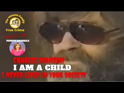 Charles Manson (Complete 1 Hour) February 7, 1989 Interview WSVN-TV in Miami